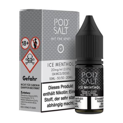 Pod Salt Nikotinsalz Liquids