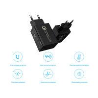 Xtar USB-Netzteil QC3.0 5V-3A/9V-2A/12V-1,5A DBS15Q Quick...