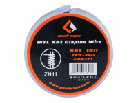 Geekvape KA1 Clapton MTL Wickeldraht